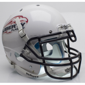 Liberty Flames Schutt XP Authentic Full Size Football Helmet