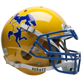 McNeese State Cowboys Schutt XP Authentic Full Size Football Helmet