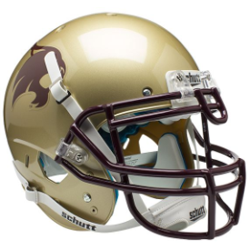 Texas State Bobcats Schutt XP Authentic Full Size Football Helmet