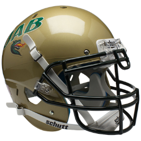 Alabama-Birmingham (UAB) Blazers Schutt XP Authentic Full Size Football Helmet