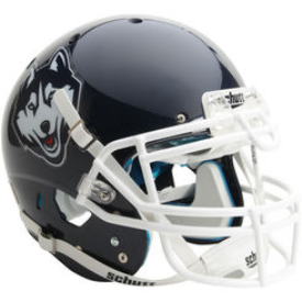 Connecticut Huskies Schutt XP Authentic Full Size Football Helmet