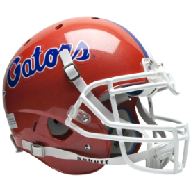 Florida Gators Schutt XP Authentic Full Size Football Helmet