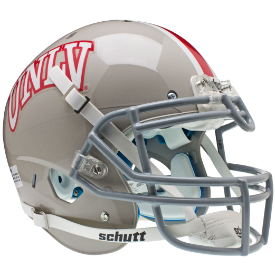 UNLV Runnin' Rebels Schutt XP Authentic Full Size Football Helmet