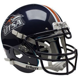 UTSA Roadrunners Schutt XP Authentic Full Size Football Helmet