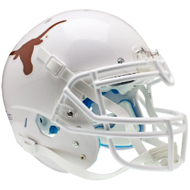 Texas Longhorns Schutt XP Authentic Full Size Football Helmet