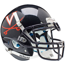 Virginia Cavaliers Schutt XP Authentic Full Size Football Helmet