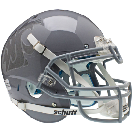 Washington State Cougars Gray/Gray Schutt XP Authentic Full Size Football Helmet