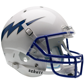 Air Force Falcons Schutt XP Replica Full Size Football Helmet