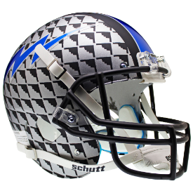 Air Force Falcons Bomber Schutt XP Replica Full Size Football Helmet
