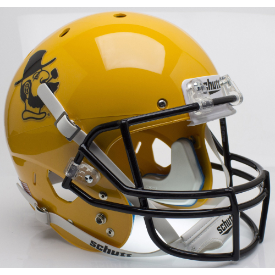 Appalachian State Mountaineers Yosef Yellow Schutt XP Replica Full Size Football Helmet
