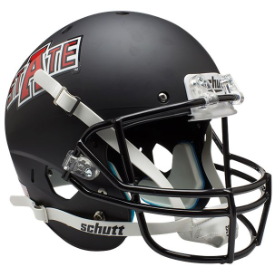 Arkansas State Red Wolves Schutt XP Replica Full Size Football Helmet