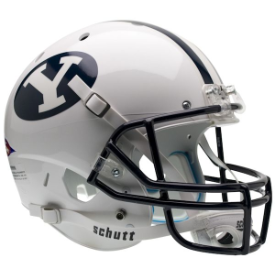 Brigham Young Cougars Schutt XP Replica Full Size Football Helmet