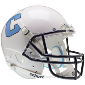 The Citadel Bulldogs Schutt XP Replica Full Size Football Helmet
