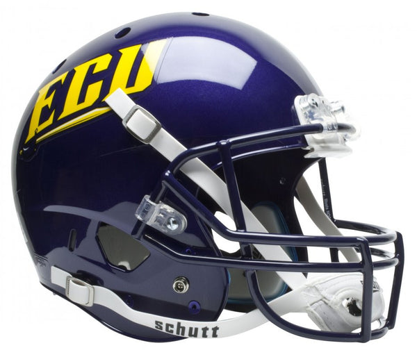 East Carolina Pirates ECU Schutt XP Replica Full Size Football Helmet