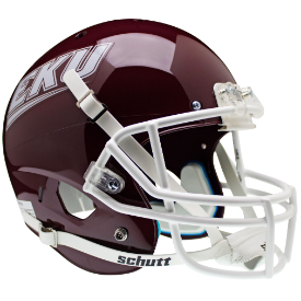 Eastern Kentucky Colonels Schutt XP Replica Full Size Football Helmet