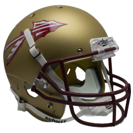 Florida State Seminoles New 2015 Schutt XP Replica Full Size Football Helmet