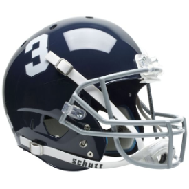 Georgia Southern Eagles Schutt XP Replica Full Size Football Helmet