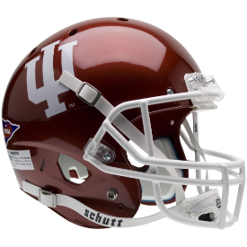 Indiana Hoosiers Schutt XP Replica Full Size Football Helmet
