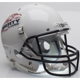 Liberty Flames Schutt XP Replica Full Size Football Helmet