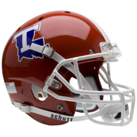 Louisiana Tech Bulldogs Schutt XP Replica Full Size Football Helmet