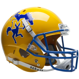 McNeese State Cowboys Schutt XP Replica Full Size Football Helmet