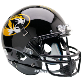 Missouri Tigers Schutt XP Replica Full Size Football Helmet