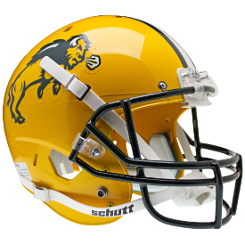 North Dakota State Bison Schutt XP Replica Full Size Football Helmet