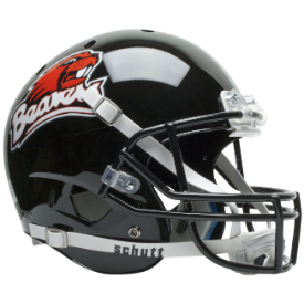 Oregon State Beavers Schutt XP Replica Full Size Football Helmet