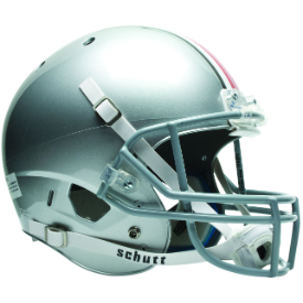 Ohio State Buckeyes Schutt XP Replica Full Size Football Helmet