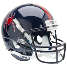 Richmond Spiders Schutt XP Replica Full Size Football Helmet