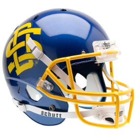 South Dakota State Jackrabbits Schutt XP Replica Full Size Football Helmet