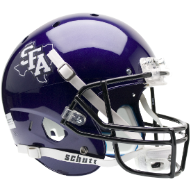 Stephen F Austin Lumberjacks Schutt XP Authentic Full Size Football Helmet