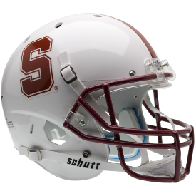 Stanford Cardinal Schutt XP Authentic Full Size Football Helmet
