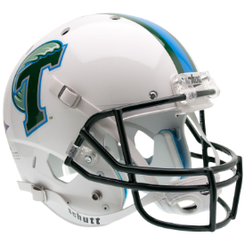 Tulane Green Wave Schutt XP Replica Full Size Football Helmet