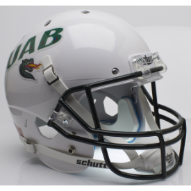 Alabama-Birmingham (UAB) Blazers White Schutt XP Replica Full Size Football Helmet