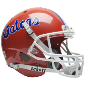 Florida Gators Schutt XP Replica Full Size Football Helmet