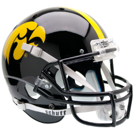 Iowa Hawkeyes Schutt XP Replica Full Size Football Helmet