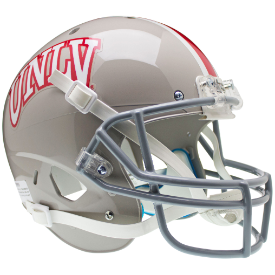 UNLV Runnin' Rebels Schutt XP Replica Full Size Football Helmet