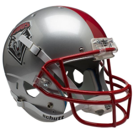 New Mexico Lobos Schutt XP Replica Full Size Football Helmet