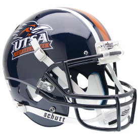 UTSA Roadrunners Schutt XP Replica Full Size Football Helmet