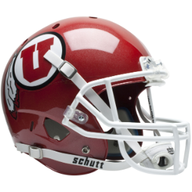 Utah Utes Schutt XP Replica Full Size Football Helmet