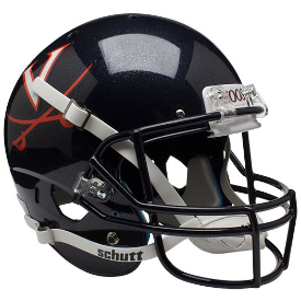 Virginia Cavaliers Schutt XP Replica Full Size Football Helmet