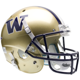 Washington Huskies Schutt XP Replica Full Size Football Helmet