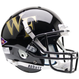 Wake Forest Demon Deacons Schutt XP Replica Full Size Football Helmet
