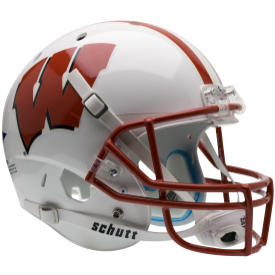 Wisconsin Badgers Schutt XP Replica Full Size Football Helmet