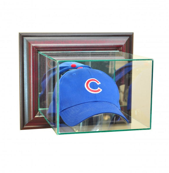 Wall Mounted Cap / Hat Display Case