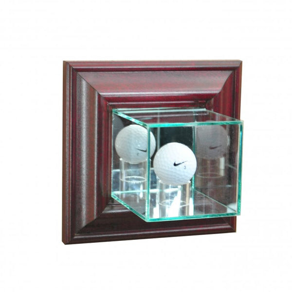 Wall Mounted Golf Display Case