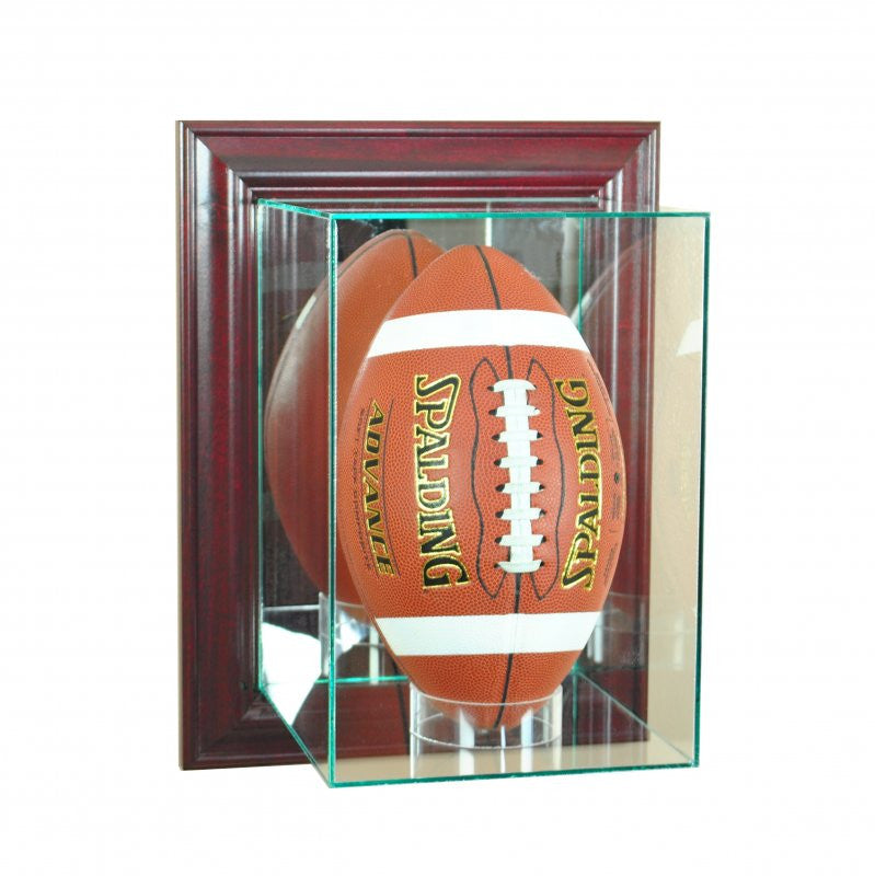 Wall Mounted Upright Football