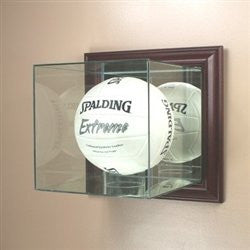 Wall Mounted Volleyball Case