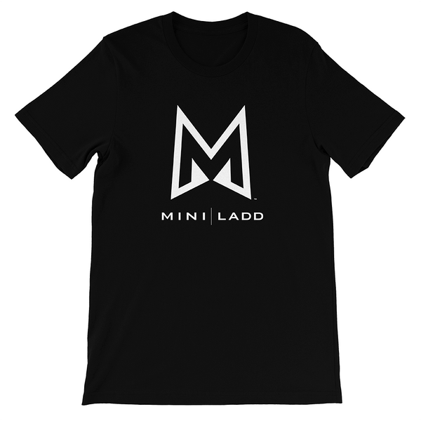 Mini Ladd ™ - Logo Tee (Black)